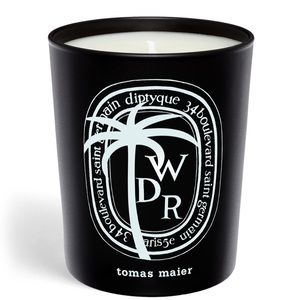 Diptyque Tomas Maier WDR limited edition candle